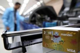 Penerbitan Kartu Kredit Baru di Bank Mandiri Turun…