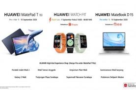 Intip 3 Produk Terbaru Huawei di Indonesia Berikut…