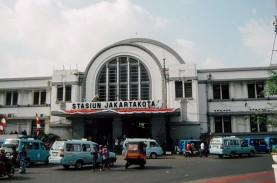 Stasiun Jakarta Kota Mulai Layani Kembali Penumpang…