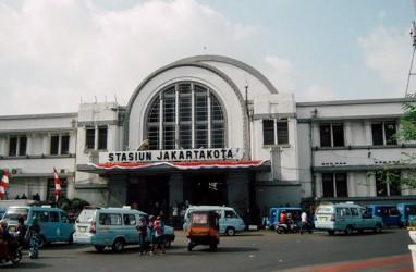 Stasiun Jakarta Kota Mulai Layani Kembali Penumpang KA Jarak Jauh