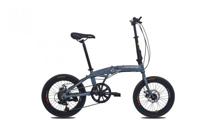 Sepeda Lipat Pacific Veloce.  - Pacific Veloce