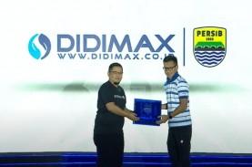 Didimax Kembali Sponsori Persib Bandung