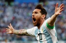 Presiden Argentina Minta Lionel Messi Pulang ke Newell's Old Boys