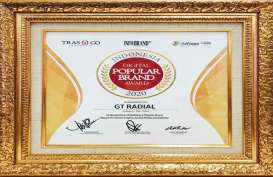 GT Radial dan IRC Gaet Penghargaan Indonesia Digital Popular Brand Award 2020