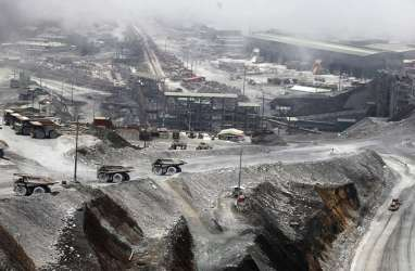 Menteri ESDM Dorong Penyelesaian Smelter Freeport Senilai US$3 Miliar
