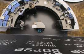 4 Sesi Beruntun, Bursa Eropa Terjerembap di Zona Merah