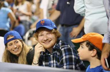Ed Sheeran Sambut Kelahiran Anak Pertama