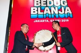 Tutup Lapak Blanja.com, Saham Telkom (TLKM) Naik 1,38…