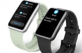 Watchfit, Jam Tangan Pintar Huawei dengan Harga Sejutaan