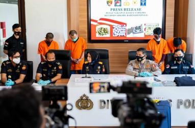 Bea Cukai dan Bareskrim Tangkap Sindikat Narkoba Jaringan Internasional, Satu Pelaku Mantan Polisi