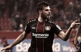 Monaco Angkut Penyerang Bayer Leverkusen Kevin Volland