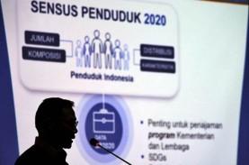 Hasil Sensus Penduduk 2020 Bisa untuk Perbaikan Data…
