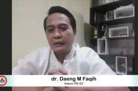 100 Dokter Meninggal Akibat Corona, IDI Gelar Doa…