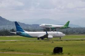 PENERBANGAN SELAMA PANDEMI : Airline Buka Opsi Kurangi…