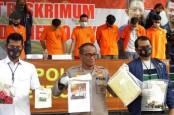 Polisi Gerebek Pesta Asusila Sesama Jenis di Jaksel, 9 Orang Tersangka