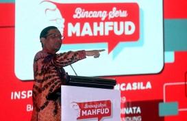 Industrialisasi Hukum, Mahfud MD: Bisa Diselesaikan Jika Kita Otoriter