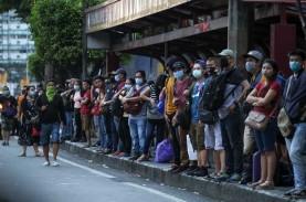Ekonomi Dibuka Perlahan, Pengangguran Filipina Turun…