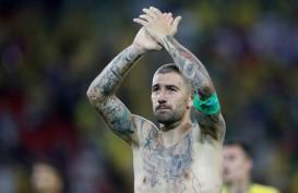 AS Roma Jual Murah Aleksandar Kolarov ke Inter Milan