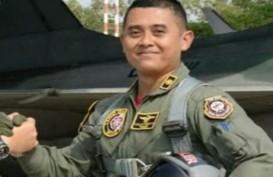 Jenazah Pilot T-50i Golden Eagle Tergelincir Dimakamkan di Madiun