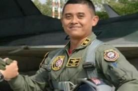 Jenazah Pilot T-50i Golden Eagle Tergelincir Dimakamkan…