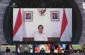 Garuda dan Krakatau Steel Lega, Beleid Investasi Pemerintah ke BUMN Diteken Sri Mulyani