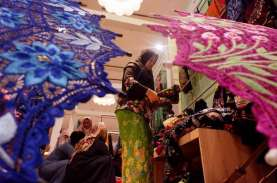 Pameran Karya Kreatif Indonesia 2020 Cetak Omzet Rp4,86…