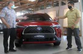 Pertajam Pentrasi Pasar SUV, Kalla Toyota Rilis All New Corolla Cross
