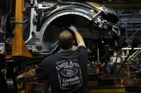 Ford Motor Pangkas 1.400 Pekerja di AS