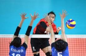 Tim Bola Voli Milik SBY Semarakkan Proliga 2021