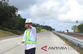 Tol Manado-Bitung Ditarget Rampung 2021
