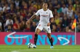 Duo Manchester & Liverpool Incar Bek Sevilla Diego Carlos