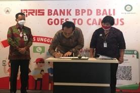 BISNIS TRANSAKSI BANK : BPD Bali Pacu Layanan QRIS…