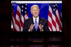 2 Bulan Jelang Pilpres AS, Biden Ungguli Trump di…