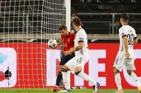 Hasil Nations League: Spanyol Belum Bisa Hapus Rekor…