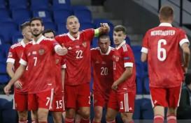 Hasil Nations League: Rusia Tekuk Serbia, Dzyuba Cetak Dua Gol