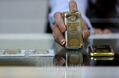 Harga Emas Antam Turun, Sayang Ukuran Terkecil Belum Tersedia