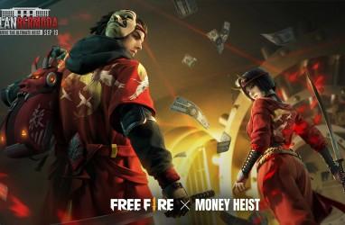 Ini Cara Dapat Kostum Eksklusif Free Fire x Money Heist