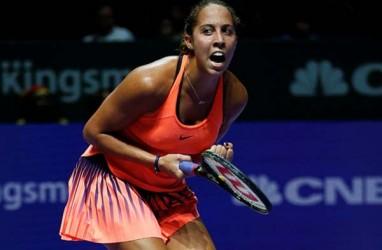 Hasil Tenis AS Terbuka, Madison Keys Menang Mudah Lagi