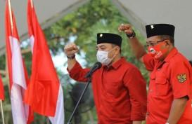 PSI Resmi Dukung Eri Cahyadi dan Armuji di Pilkada Kota Surabaya