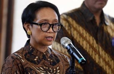 Menlu Tegaskan Indonesia Tak Akan Jadi Pangkalan Militer China