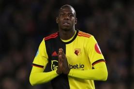 Everton Boyong Gelandang Abdoulaye Doucoure dari Watford