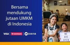 Visa dan DANA Luncurkan Kampanye Dukung Usaha Kecil & Mikro
