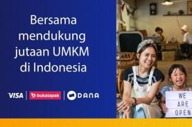 Visa dan DANA Luncurkan Kampanye Dukung Usaha Kecil…