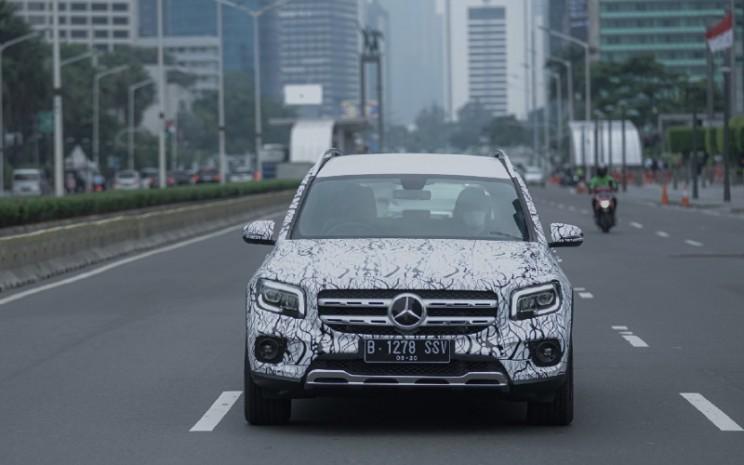 Mercedes-Benz GLB.  - Mercedes Benz.