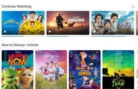 Mau Nonton Film Lewat Disney+ Hotstar, Ini Harga Paket Layanannya