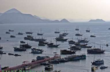 Kemenhub Atur Alur Pelayaran Pelabuhan Labuan Bajo