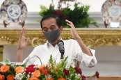 Sebut Media Sosial Terlalu Demokratis, Jokowi: Orang Bisa Bicara Apa Saja