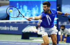 Hasil Tenis AS Terbuka : Djokovic, Zverev ke Putaran Ke-4