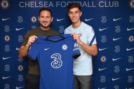 Chelsea Tuntaskan Proses Boyongan Kai Havertz