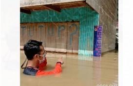 10 Desa di Kabupaten Landak, Kalimantan Barat Terendam Banjir